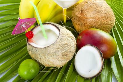 Bananen-Kokos-Smoothie