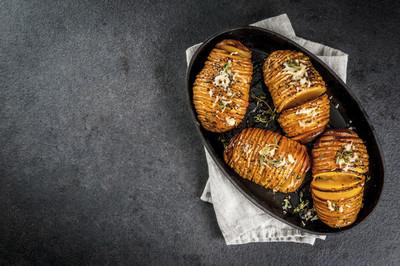 Mediterrane Ofenkartoffeln (vgn)