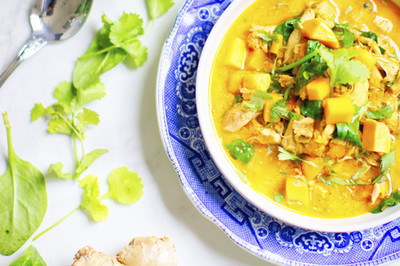 Wirsing-Kartoffel-Curry (vgn)