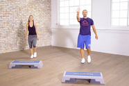 Marcels Step Workout 2 - Teil 2