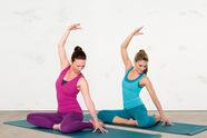 Starke Mitte mit Pilates - Core & more
