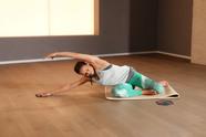 Slider-Training - Intense Workout