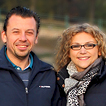 Jennifer und Robert von fit and sparkling life