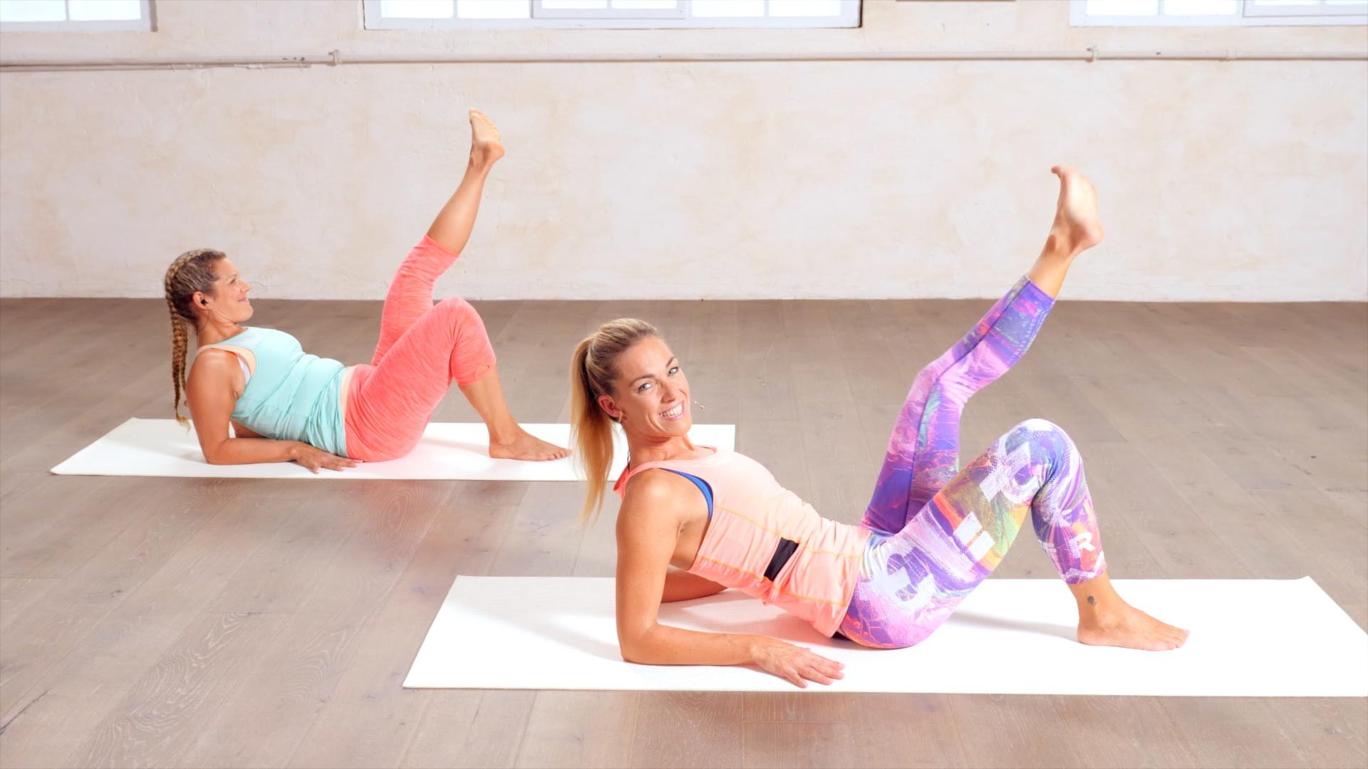 Schlank & fit mit Stefanie Rohr   fitnessRAUM.de